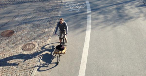 copenhagen in bicicletta e book