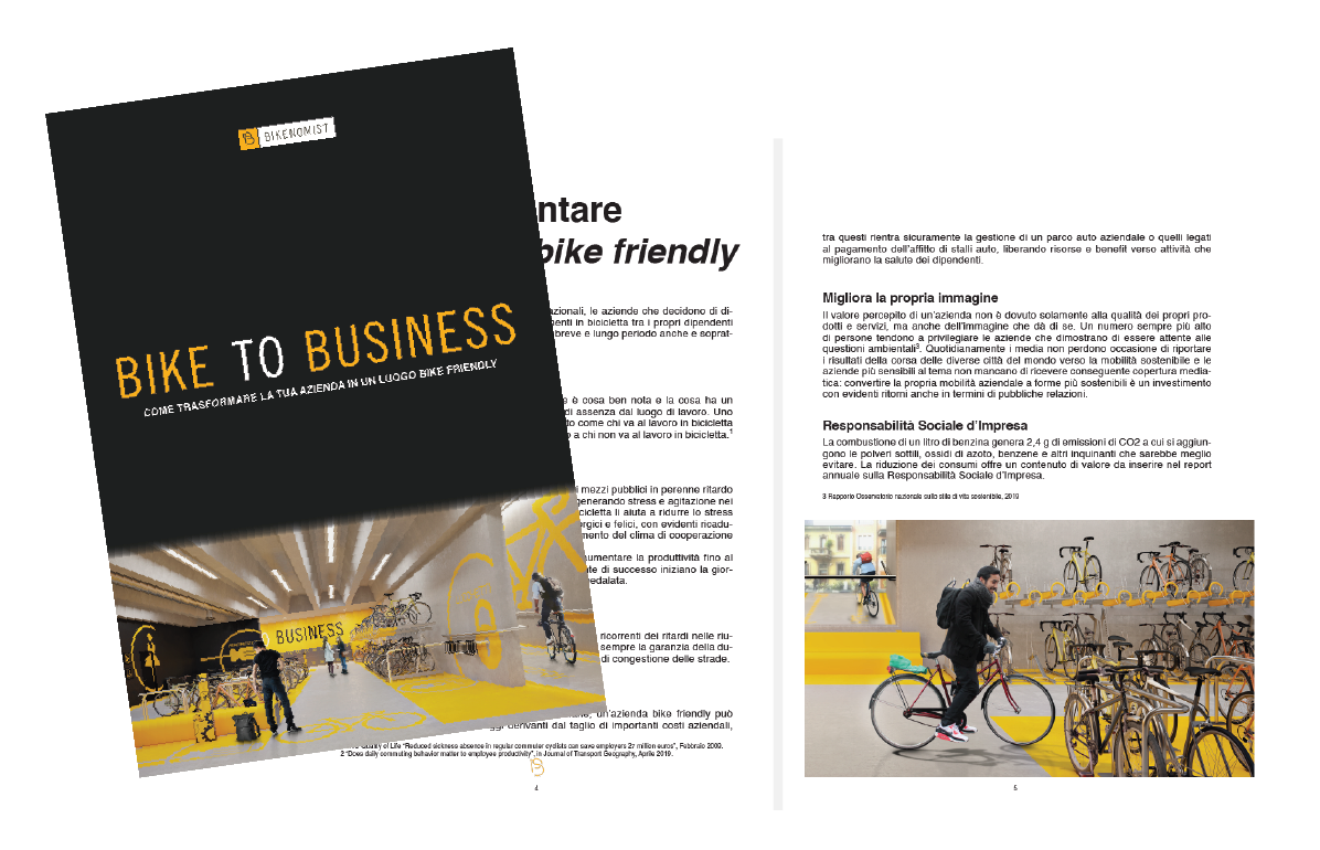 Scarica l'ebook From Bike to Business